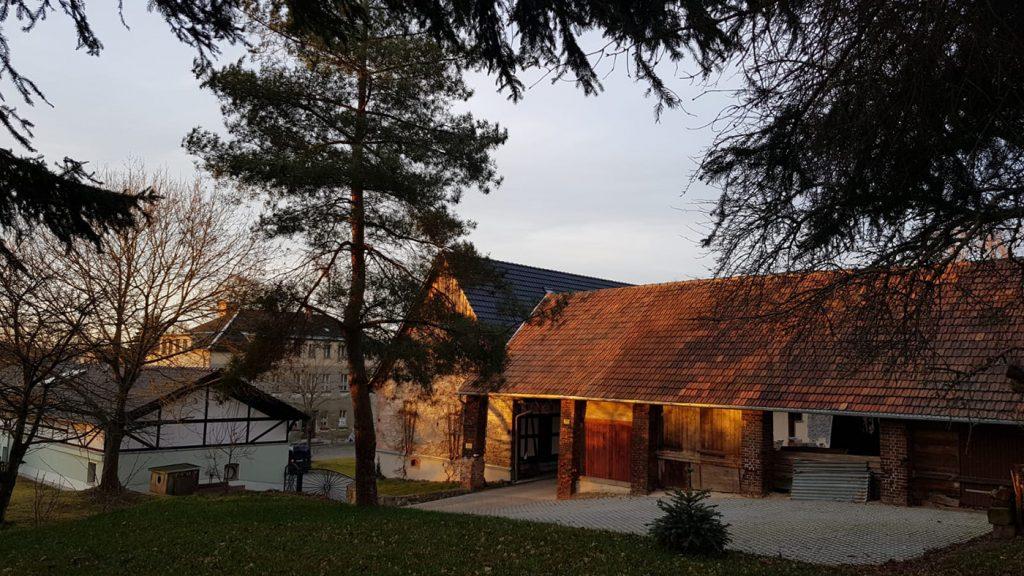 Landpension Am Silberberg, Hof